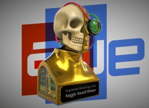 Auggie Award Augmented Reality Silicon Valley